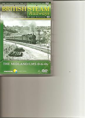 British Steam Railways (No.49) The Midland/LMS 0-6-0s DVD • 3.99£