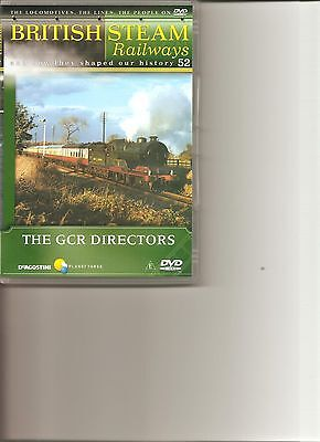 British Steam Railways (No.52) The GCR Directors DVD • 2.49£