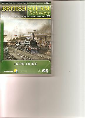 British Steam Railways (No.67) Iron Duke DVD • 2.99£