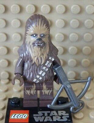 MINIFIGS LEGO STAR WARS  FIGURINES AU CHOIX CHEWBACCA   ETC...