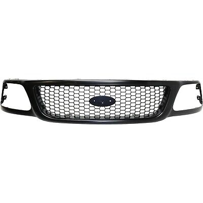 $121.30 • Buy Grille For 97-2004 Ford F-150 97-99 F-250 Primed Honeycomb Insert Plastic
