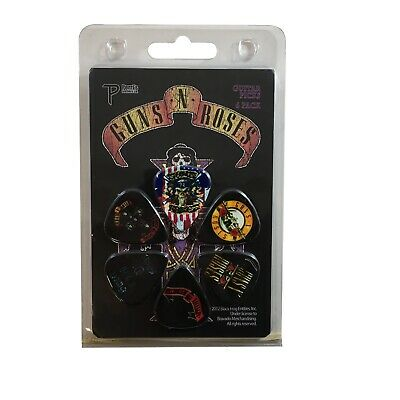 $ CDN12.30 • Buy Guns N Roses Guitar Picks 6 Picks Albums Set 2