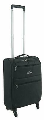 £24.99 • Buy Lightweight 4 Wheel Spinner Cabin 21 Inch Suitcase Luggage Travel Trolley Cases