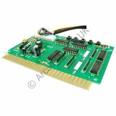 £14.50 • Buy PC To JAMMA Converter Board - Interface PC With JAMMA Wired Arcade Cabinet
