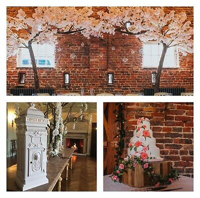 Wedding Package FOR HIRE - North West, Blossom Trees X 2, Post Box, Cake Stand • 200£