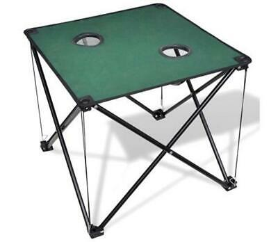 Folding Small Table Picnic Camping Fishing Garden BBQ Outdoor Indoor Party Use