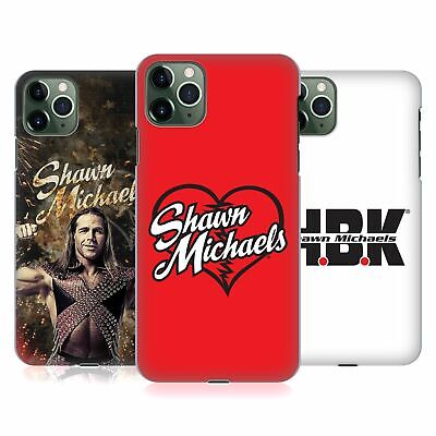 £12.87 • Buy OFFICIAL WWE SHAWN MICHAELS BACK CASE FOR APPLE IPHONE PHONES