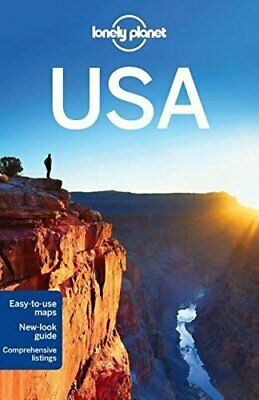 £3.10 • Buy Lonely Planet USA (Travel Guide),Lonely Planet, Regis St Louis ,.9781743218617