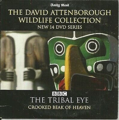 Attenborough - S2 - The Tribal Eye -- Daily Mail Promo Dvd • 1.29£