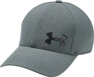 Under Armour Train Spacer Mesh Cap Fitted Mütze Kappe Fitness Sport Stretchkappe