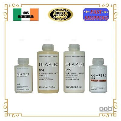 AU46.30 • Buy OLAPLEX No.3, 4, 5, 6 ORIGINAL Product 100ml / 250ml Bottles EU