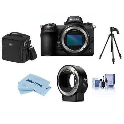 $2843.90 • Buy Nikon Z7 FX-Format Mirrorless Camera Body - With Accessory Bundle #1591 E