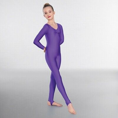 1st Position Long Sleeved Dance Catsuit • 35.99£