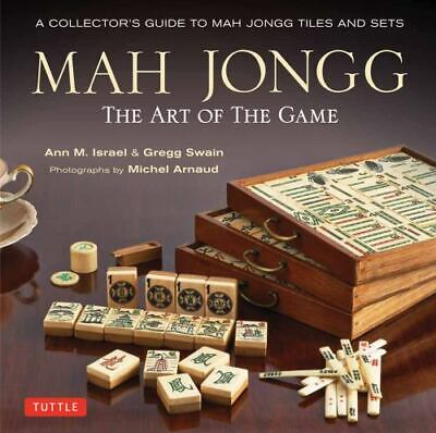 $15.78 • Buy Mah Jongg : The Art And History Of The Game - A Collector's Guide To Mah...