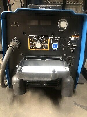 $3500 • Buy 2014- Miller XMT 450 MPa -  Buy With Confidence.    Machine Works Flawlessly.