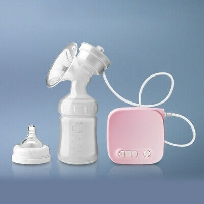 View Details Electric Hand Free Double Breast Pump Automatic Intelligent Baby Feeder USB • 13.95£