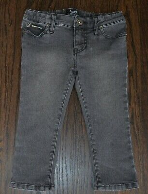 AU12.83 • Buy Baby Boy Bardot Exclusive Label Charcoal Jeans 5 Pocket Classic $65 Price NWT