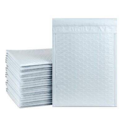 $ CDN29.99 • Buy Poly Bubble Mailer Shipping Mailing Bag Envelopes White(Available In Many Sizes)