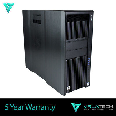$ CDN6350.46 • Buy Build Your Own HP Z840 Workstation 2x E5-2699v3 18 Core 2.30 GHz Win10 Pro