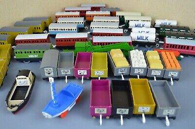 Thomas The Tank Engine -Trackmaster Coaches,Trucks,Cargo, Misc With Free Postage • 14.99£