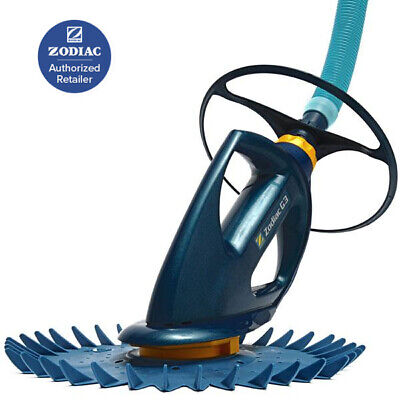 View Details Zodiac G3 Baracuda  Automatic In Ground Suction Side Pool Cleaner W03000 • 249.99$