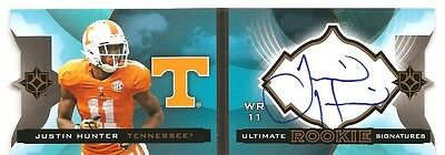 $24.95 • Buy Justin Hunter 2013 Upper Deck Ultimate Rookie Signatures Autograph 46/199 RCAuto