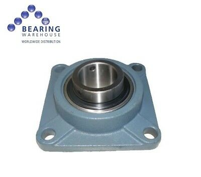 UCF Imperial Self Lube Square Flange Pillow Block Bearing UCF201-8>UCF218-56 • 9£
