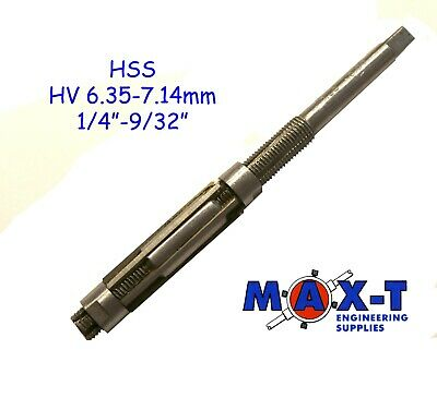 Adjustable Hand Reamers Clearance Stock HV H HZ H1 H2  H6 H8 H10  • 8.75£