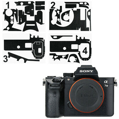 $ CDN41.93 • Buy Leather Decoration Protection Sticker Film For Camera Sony A7 Iii A7R Iii