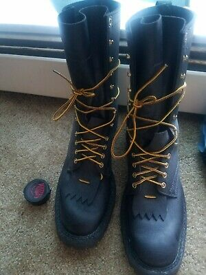 b18110756a1 fire fighting boots