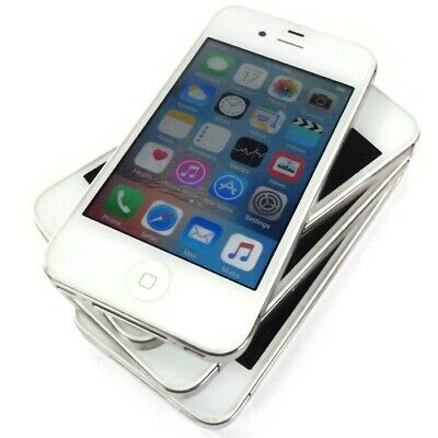 $ CDN212.09 • Buy Lot Of 4 Apple IPhone 4s - 8GB - White (AT&T) A1387 (CDMA + GSM) MF258LL/A