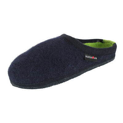 Haflinger Unisex Slippers Knut Walking Slipper Slippers Slippers Ocean (Blue) • 33.01£