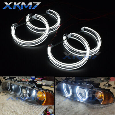 $69.29 • Buy Angel Eyes DTM STYLE E46 M3 E38 E39 E36 Halo Kit For BMW 3 Series Headlights DRL