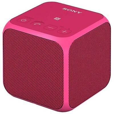 $39.99 • Buy Sony SRSX11 Ultra-Portable Bluetooth Speaker (Pink)