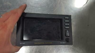 $120 • Buy HONDA PILOT Info/GPS/TV Screen Display Screen, Dash (navigation) 03 04 05