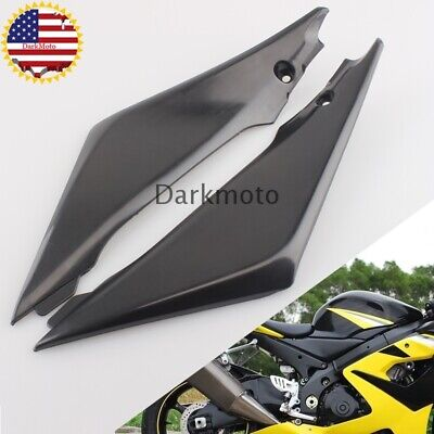 $13.48 • Buy Gas Tank Side Cover Panel Fairing For Suzuki GSXR 1000 2005 2006 05 06 Black US