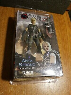 $35.99 • Buy Neca Gears Of War 3 Anya Stroud Lancer Figure