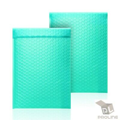$ CDN25.45 • Buy Teal Poly Bubble Padded Shipping Mailers #000 #00 #0 #CD #1 #2 #3 #4 #5 #6 #7