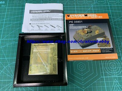 $17.98 • Buy Voyager PE35801 1/35 U.S.M113A1 Armored Personnel Carrier Detail Set (For AFV)