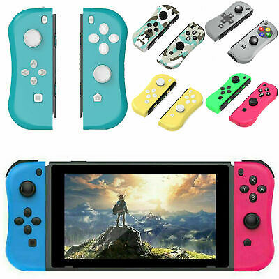 Joy-Con Controller Left & Right Replacement Joypad For Nintendo Switch Console • 35.61$