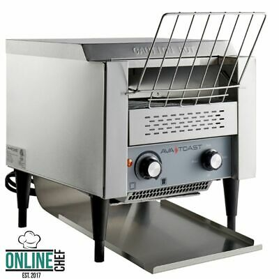 Conveyor Toaster Commercial Restaurant 3 Inch 120V Oven Electric Home NSF  10   • 454.68$