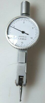 £29.99 • Buy Engineers Dial Test Indicator Imperial DTi Dial Gauge From Chronos