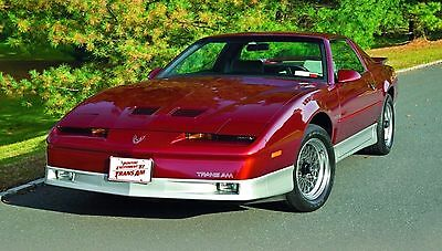 $18.99 • Buy 1987 PONTIAC FIREBIRD TRANS AM 24X36 Inch Poster