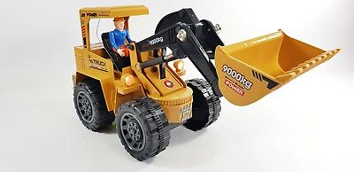 RC Movable Construction Car Excavator Bulldozer Digger RTR Remote Truck Toy Gift • 32.99£