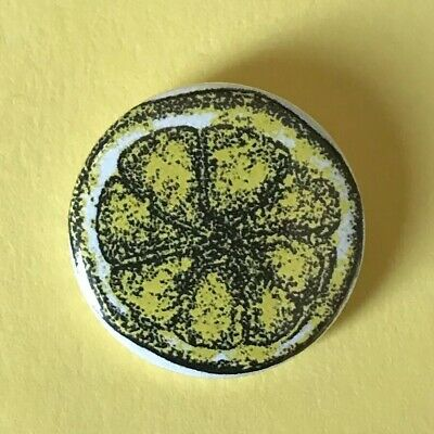 £1.69 • Buy The Stone Roses Lemon 25mm Button Pin Badge Fools Gold