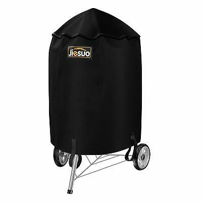 $ CDN24.24 • Buy JIESUO BBQ Grill Cover For Weber Charcoal Kettle: Heavy Duty Waterproof 22 Inch