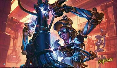$ CDN24.04 • Buy KeyForge Age Of Ascension ~ In The Lab Playmat ~ Free Shipping