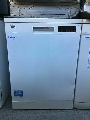 View Details Beko DFN28R22W Standard Dishwasher – White A++ Rated #234174 • 225.00£