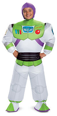 £30.34 • Buy Buzz Lightyear Inflatable CHILD Costume One Size NEW Toy Story 4