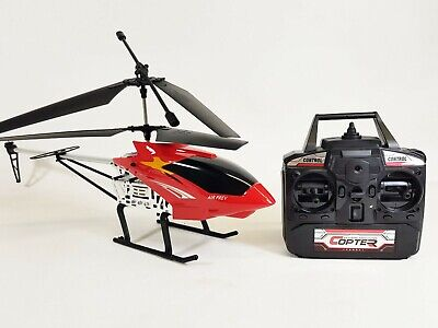 £42.99 • Buy NEW UK Metal RC Helicopter 1201 Volitation Radio Control Gyro Model Drone Toy